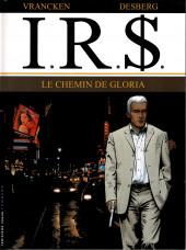 I.R.$. -11a- Le chemin de gloria
