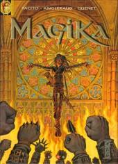 Magika -2- Les versets de feu