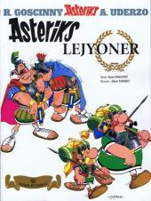 Astérix (en langues étrangères) -10Turc- Asteriks Lejyoner
