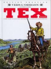 Tex (Spécial) (Clair de Lune) -25- Vers l'Oregon
