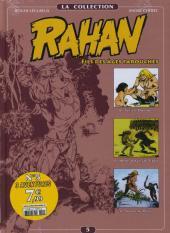 Rahan - La Collection (Altaya) -5- Le petit d'homme - Comme aurait fait Craô - Le nouveau piège