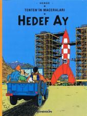Tintin (en langues étrangères) -16Turc- Hedef Ay