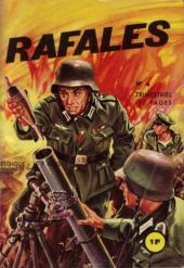 Rafales (Edi Europ) -4- Héros malgrés eux