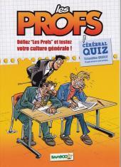 Les profs -HS3Pub- Cérébral Quiz