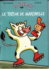 La vavache -MR3795- Le Trésor de Marcinelle