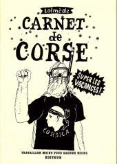 (AUT) Lolmède - Carnet de Corse