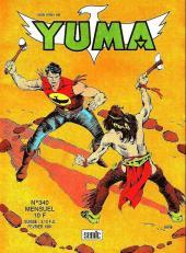 Yuma (1re série) -340- Eau de feu (3)
