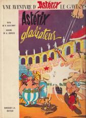 Astérix -4c1965a- Astérix gladiateur