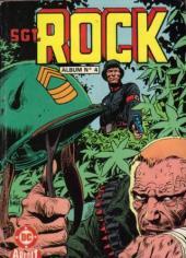 Sgt. Rock -Rec04- Album N°4 (n°10, 12 et n°14)