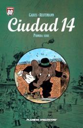 Ciudad 14 -Int- Ciudad 14 - primera série