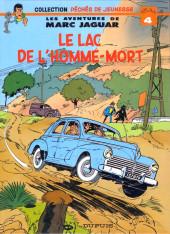 Marc Jaguar -1a1979- Le lac de l'homme mort