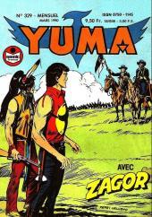 Yuma (1re série) -329- Un siège tragique (2)