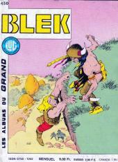 Blek (Les albums du Grand) -450- L'esclave