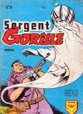 Sergent Gorille -10- La lampe merveilleuse
