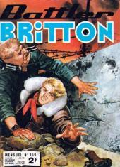 Battler Britton -359- Objectif enflammé