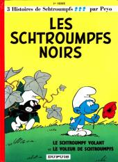 Les schtroumpfs -1c90- Les Schtroumpfs noirs