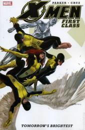 X-Men: First class (2006) -INT- Tomorrow's Brightest