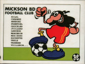 Harry Mickson -HS- Mickson BD football club