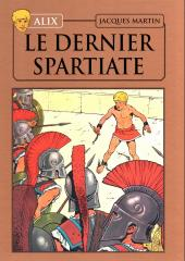 Alix - La collection (Hachette) -7- Le dernier spartiate