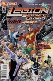 Legion: Secret Origin (2011) -5- Time