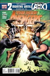 New Avengers (The) (2010) -22- New Avengers versus Authority