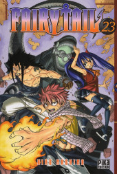 Fairy Tail -23- Tome 23