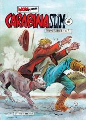Carabina Slim -144- Le Galop des Oglalas