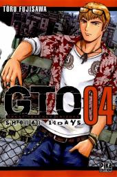 GTO - Shonan 14 days -4- Tome 4