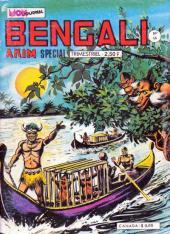 Bengali (Akim Spécial Hors-Série puis Akim Spécial puis) -66- Les chasseurs de singes