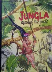 Jungla (collection fumetti) -5- Queen of the jungle