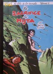 Tiki (collection fumetti) -2- Le sacrifice de mijta