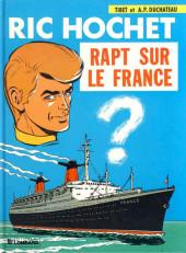 Ric Hochet -6a84- Rapt sur le france