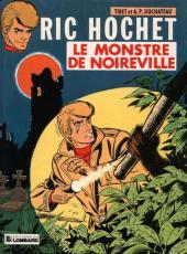 Ric Hochet -15a85- Le monstre de noireville