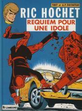Ric Hochet -16b81- Requiem pour une idole