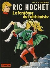 Ric Hochet -30a84- Le fantôme de l'alchimiste