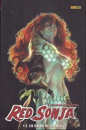 Red Sonja, la diablesa de la espada -1- La caída de Gathia