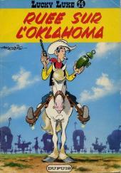 Lucky Luke -14b80- Ruée sur l'Oklahoma