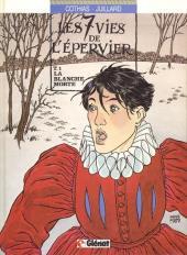 Les 7 Vies de l'Épervier -1b1991- La blanche morte