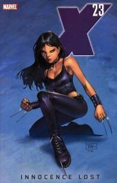 X-23 (2005) -INT- Innocence Lost
