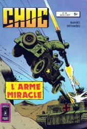 Choc 2e série (Arédit - Comics Pocket) -26- L'arme miracle