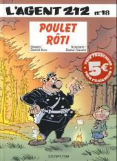 L'agent 212 -18Soif- Poulet rôti