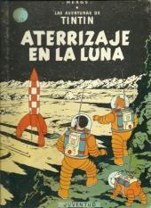 Tintín (Las Aventuras de) -17- Aterrizaje en la Luna