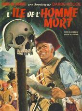 Barbe-Rouge -7c1986- L'île de l'homme mort