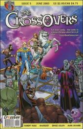 The crossovers -5- Issue 5
