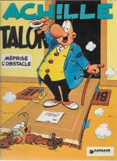 Achille Talon -8b78- Achille Talon méprise l'obstacle