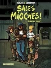 Couverture de Sales mioches ! -INT1- Integrale tome 1