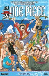 One Piece -61- À l'aube d'une grande aventure vers le nouveau monde