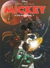 Mickey (Histoires longues) -5- Le Cycle des magiciens - IV
