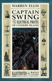 Captain Swing and the electrical pirates of Cindery Island (2010) -4- Volume 4/4