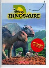 Les classiques du dessin animé en bande dessinée -35- Dinosaure